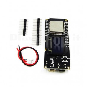 "Wemos ESP-WROOM-32 con Display OLED 0.96"""