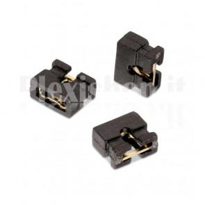 Confezione da 20 Shunt pin jumper 2 mm